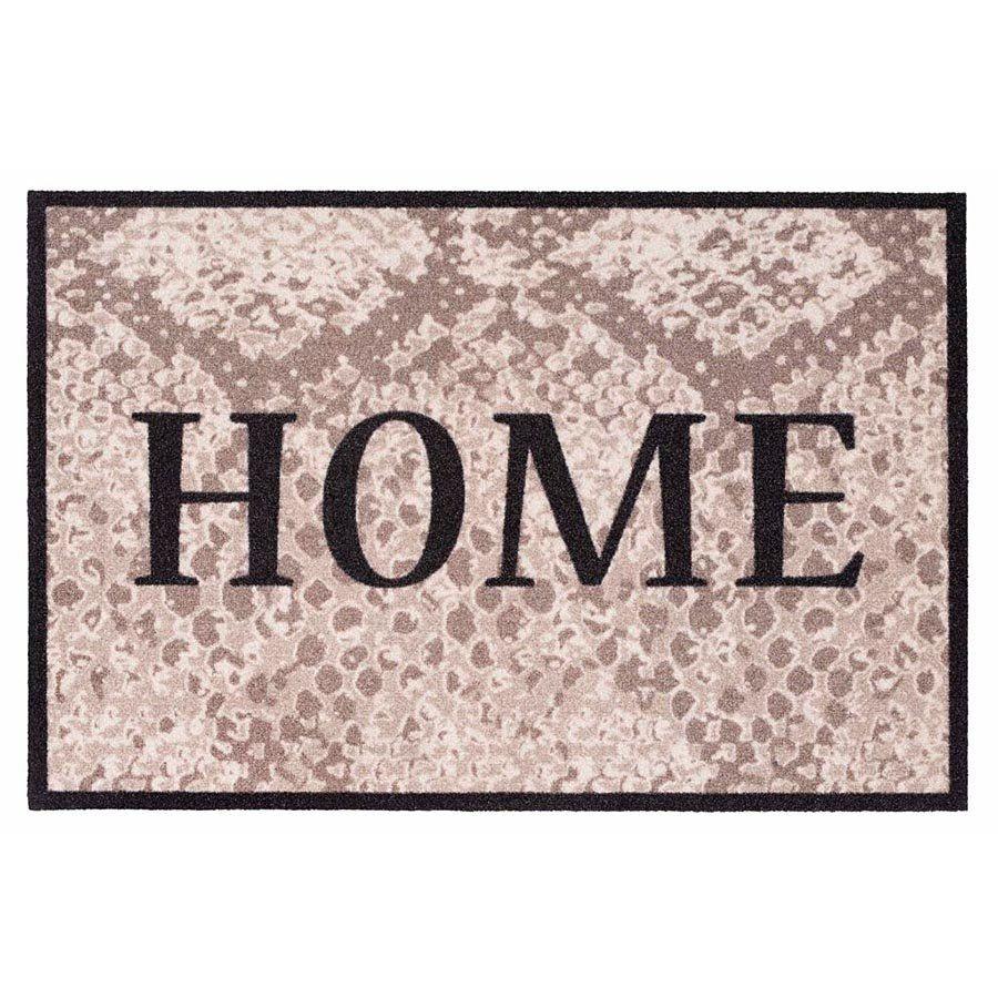 Vnitřní vstupní čistící rohož Mondial, Home, FLOMA - délka 50 cm a šířka 75 cm FLOMAT
