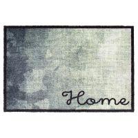 Vnitřní vstupní čistící rohož Mondial, Home - green, FLOMA - délka 50 cm a šířka 75 cm