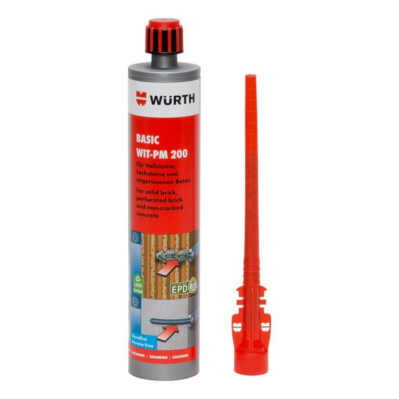 Chemická kotva Würth WIT-PM 200, 300 ml