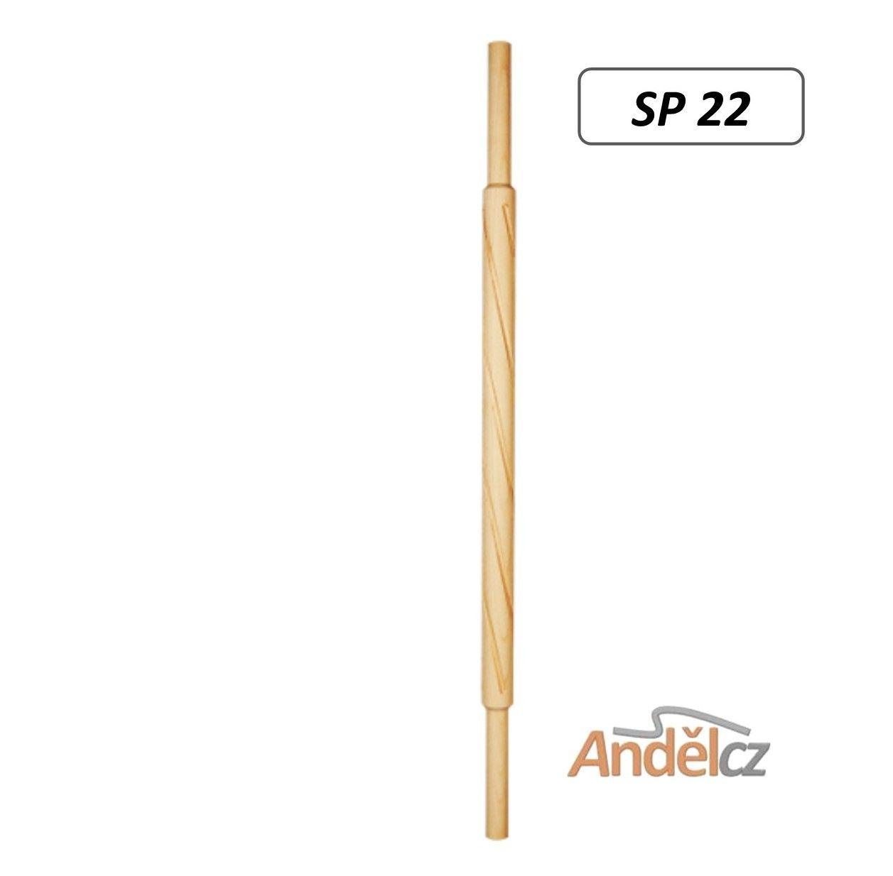 Dřevěná šprušle SP 22