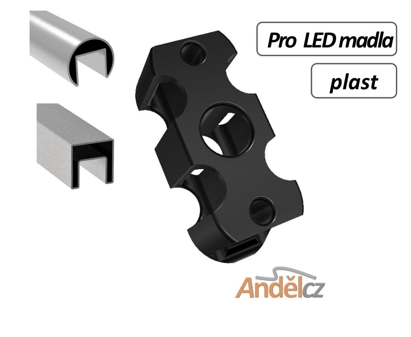 Držák konzolky pro LED profil