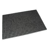 Gumová vstupní čistící rohož na hrubé nečistoty Honeycomb - 150 x 100 x 2,2 cm