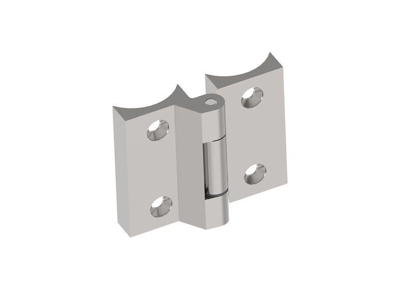 Závěs na brány INOX, AISI316, D42, L=70mm