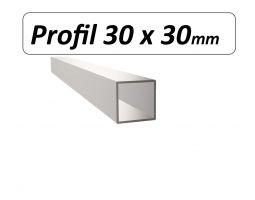 Profil 30 x 30mm