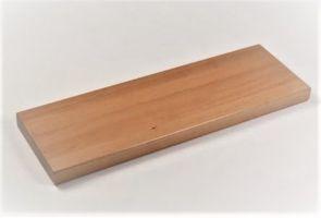 Schodišťový stupeň nášlap BUK AA 100 x 30 x 4 cm