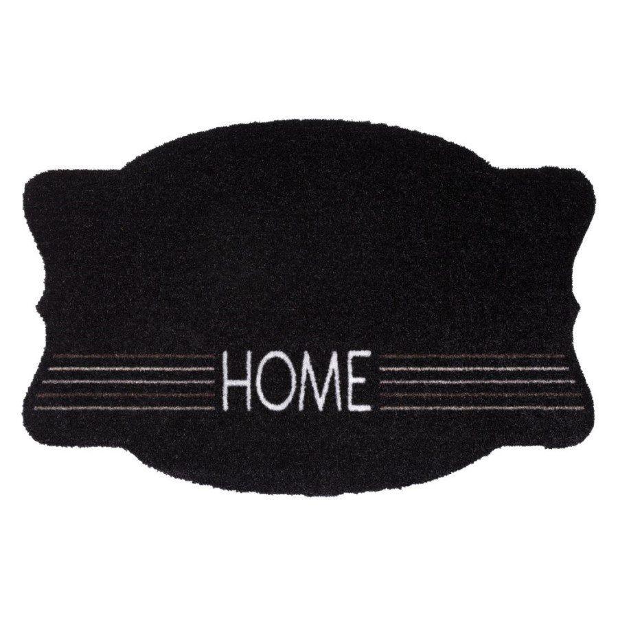 Vnitřní vstupní čistící pratelná rohož Prestige, Home, FLOMA - délka 50 cm a šířka 75 cm FLOMAT