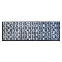 Vnitřní vstupní čistící pratelná rohož Prestige, Knots, FLOMA - délka 50 cm a šířka 150 cm