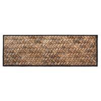 Vnitřní vstupní čistící pratelná rohož Prestige, Wicker, FLOMA - délka 50 cm a šířka 150 cm