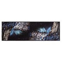 Vnitřní vstupní čistící pratelná rohož Prestige, Wings, FLOMA - délka 50 cm a šířka 150 cm