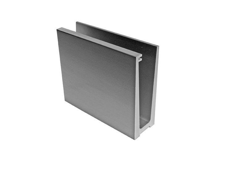 Hliníkový kotvící profil U - vrchní kotvení délka 5000mm