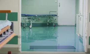 Modrá lepící dezinfekční antibakteriální dekontaminační rohož Antibacterial Sticky Mat, FLOMA - délka 90 cm a šířka 115 cm - 60 listů FLOMAT