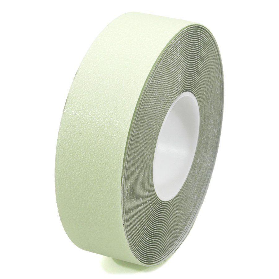 Fotoluminiscenční protiskluzová podlahová páska - délka 15 m, šířka 5 cm a tloušťka 1,41 mm