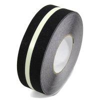 Korundová fotoluminiscenční podlahová páska - délka 18,3 m, šířka 5 cm a tloušťka 1 mm