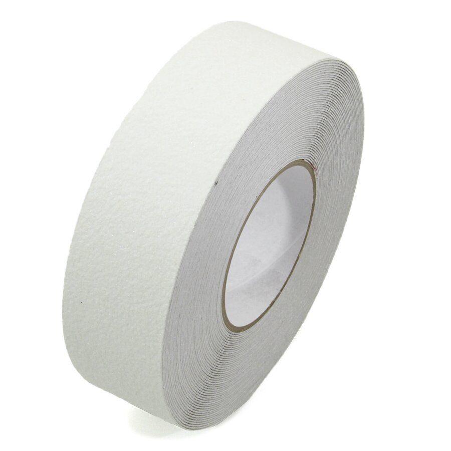 Korundová fotoluminiscenční protiskluzová podlahová páska - délka 18,3 m a šířka 5 cm
