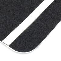 Korundová protiskluzová podlahová páska s fotoluminiscenčním pruhem - délka 61 cm a šířka 15 cm