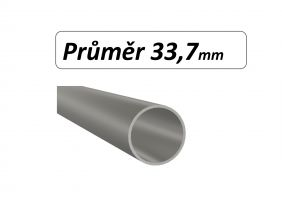 Průměr 33,7mm