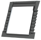 Keylite PTRF  4 pro Bobrovku  78x98 cm