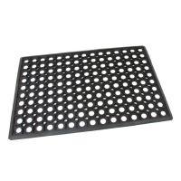 Gumová vstupní čistící rohož Honeycomb - Edge - 60 x 40 x 1,5 cm