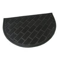 Gumová vstupní kartáčová rohož Brick Wall - 60 x 40 x 0,9 cm
