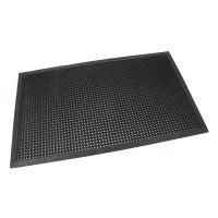 Gumová vstupní rohož s obvodovou hranou Octomat Mini - 150 x 90 x 1,25 cm