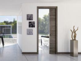 Jednokřídlé stavební pouzdro Ermetika Evolution do zdiva -1970 x 900 / 90 mm
