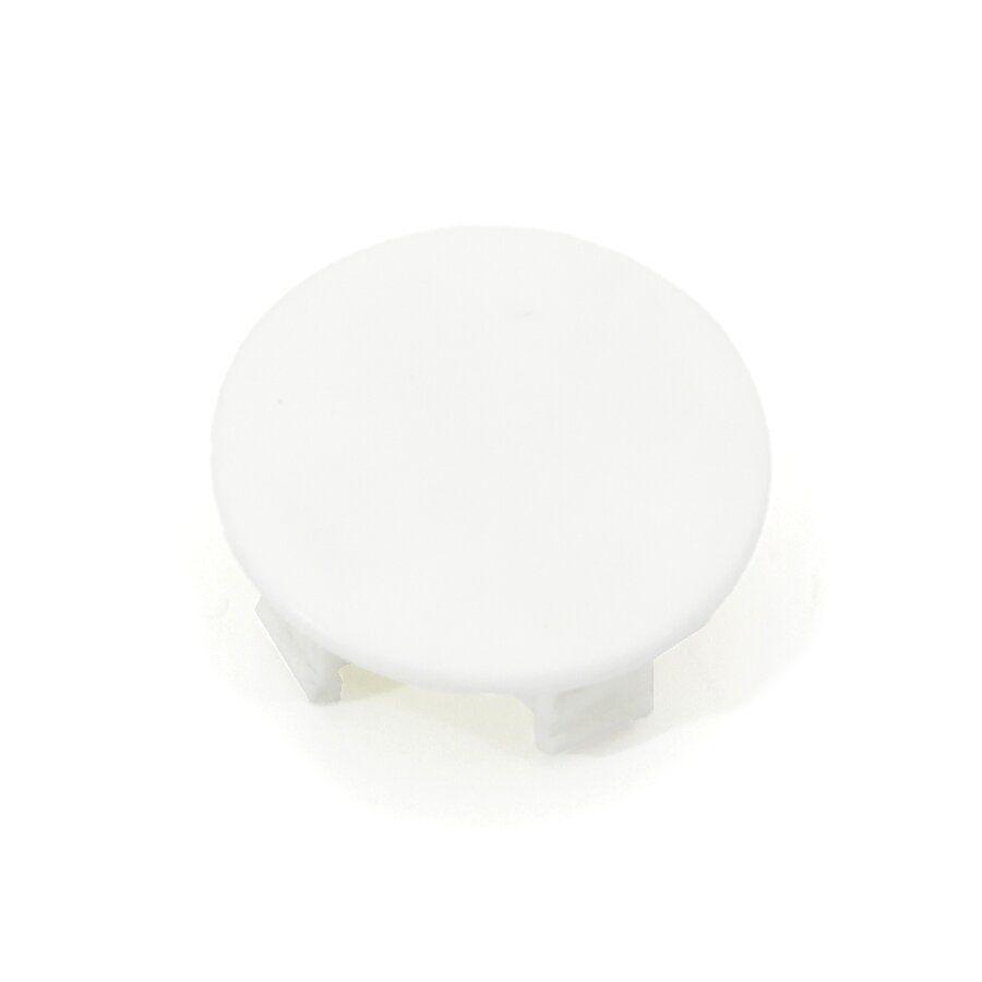 Bílý plastový vyznačovací prvek