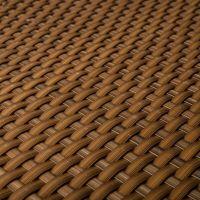 """Plastová ratanová stínící rohož """"umělý ratan"""" (světlý ořech) - délka 300 cm a výška 75 cm"""