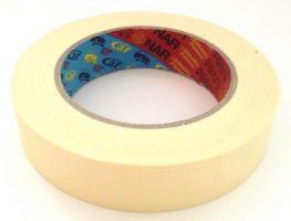 Lepící páska krepová 50mm x 50m NAR