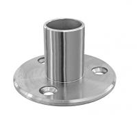 příruba krková AISI304, H55, D100/d42,4x2/d9mm