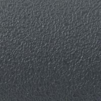 Šedá plastová voděodolná protiskluzová páska (dlaždice) FLOMA Aqua-Safe - délka 14 cm, šířka 14 cm a tloušťka 0,7 mm