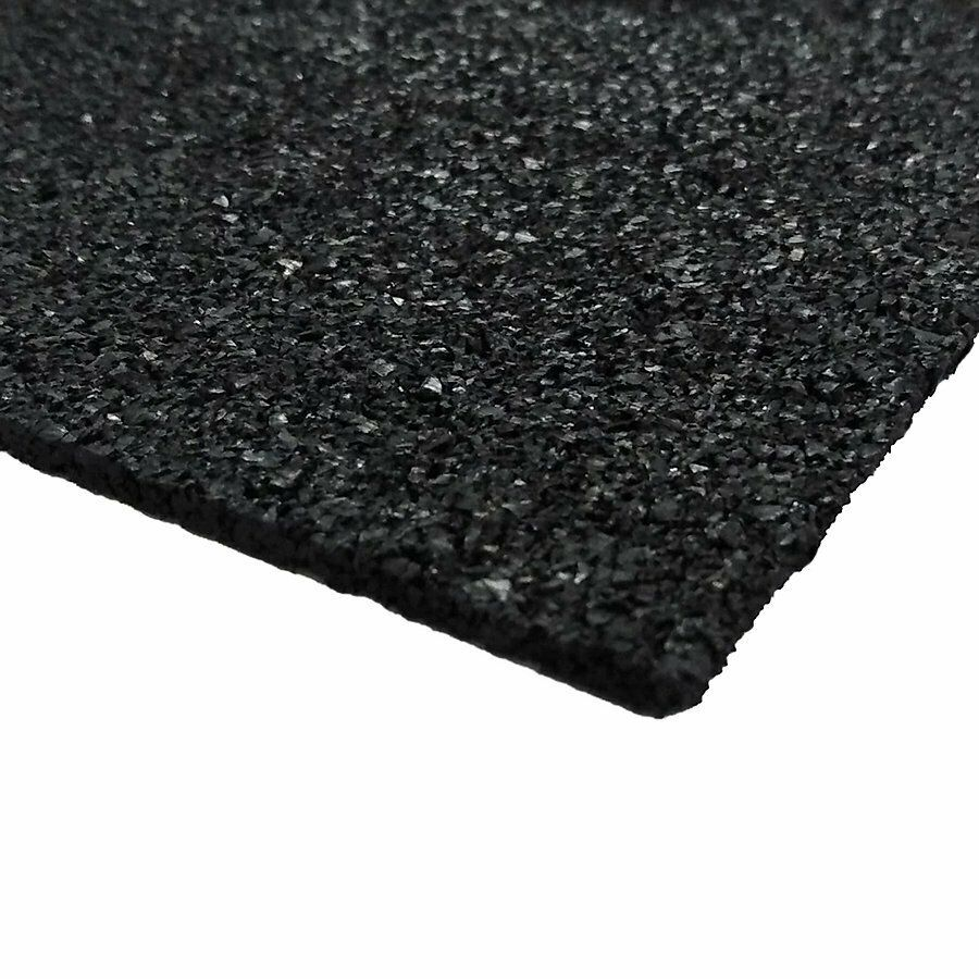 Antivibrační elastická tlumící rohož (deska) z granulátu FLOMA UniPad S850 - délka 200 cm, šířka 100 cm a výška 0,3 cm