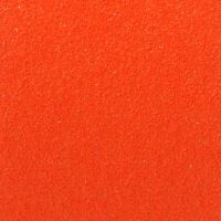 Oranžová korundová protiskluzová páska (dlaždice) FLOMA Standard - délka 14 cm, šířka 14 cm a tloušťka 0,7 mm