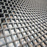 Šedá protiskluzová univerzální rohož - délka 480 cm, šířka 100 cm a výška 0,85 cm FLOMAT