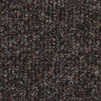 Gumová hliníková kartáčová venkovní vstupní rohož Alu Extra, FLOMAT - délka 100 cm, šířka 100 cm a výška 1,7 cm