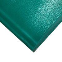 Zelená gumová protiúnavová průmyslová rohož - 18,3 m x 90 cm x 1,25 cm