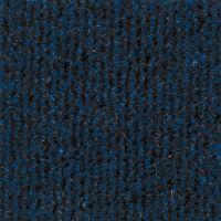 Gumová hliníková kartáčová venkovní vstupní rohož Alu Extra, FLOMAT - délka 100 cm, šířka 100 cm a výška 2,2 cm