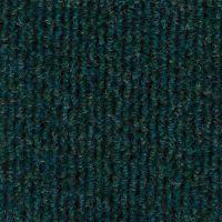 Gumová hliníková kartáčová venkovní vstupní rohož Alu Extra, FLOMAT - délka 100 cm, šířka 100 cm a výška 2,7 cm