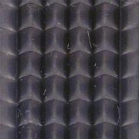 Textilní hliníková kartáčová vnitřní vstupní rohož Alu Extra, FLOMAT - délka 100 cm, šířka 100 cm a výška 1,7 cm