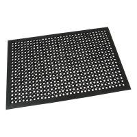 Olejivzdorná protiskluzová protiúnavová průmyslová rohož Workmate - 120 x 80 x 1,4 cm